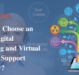 Why You Choose an Indian Digital Marketing and Virtual Assistant Support Company?