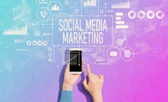 social-media-marketing-concept-person-using-smartphone-social-media-marketing-concept-person-using-white-smartphone-166326260